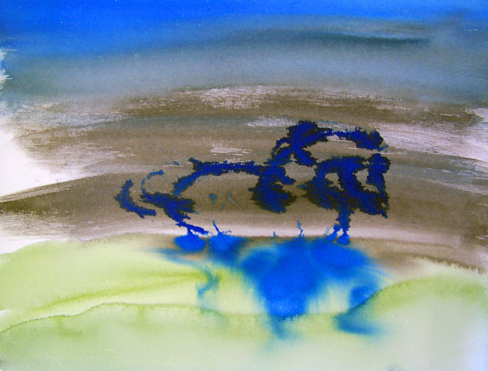 Blue Collection, 2002, Number 1
