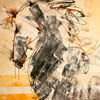 contemporary horse art